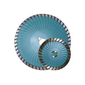 18009 - 7 X .085 X 7 / 8 SHOCKWAVE BLUE TURBO