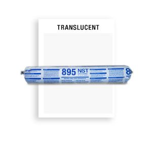 895 NST - SSG-345-Tru-White SSG Structural Silicone Glazing & Weatherproofing Sealant-20 oz sausage