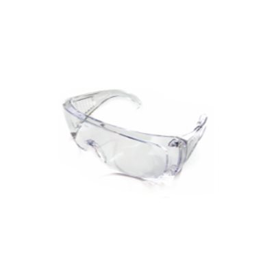 Worker Bee Safety Glasses Clear W / Clear Lens