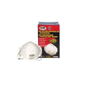 N95 Valved Particulate Respirator 1 / Pack
